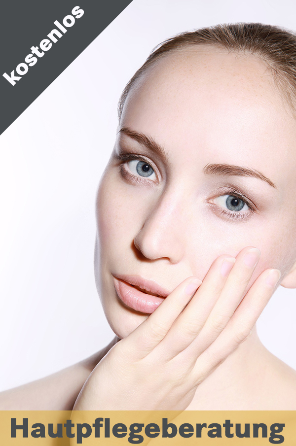 Kostenlose Online-Hautpflegeberatung